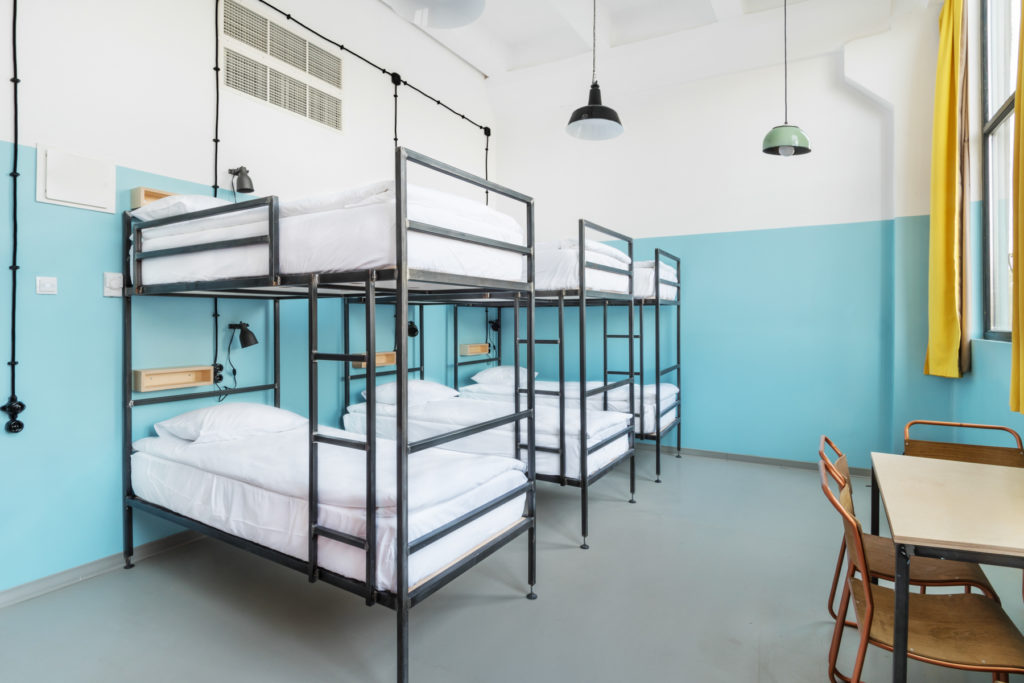 Fabrika Hostel In Tbilisi Rooms